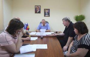 Депутат Государственной Думы провел прием граждан в Геленджике