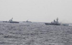 Сегодня - День Новороссийской военно-морской базы