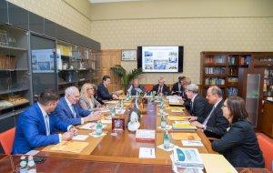 Россия и Германия хотят сотрудничать в сфере науки и энергетики