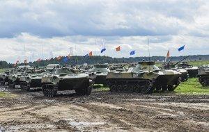 Подразделения Вооруженных Сил РФ в Республике Беларусь завершили подготовку к ведению оборонительных действий