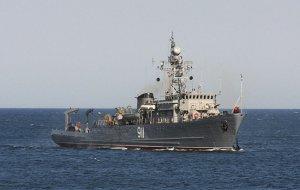 Малые ракетные корабли Черноморского флота выполнили ракетные и артиллерийские стрельбы