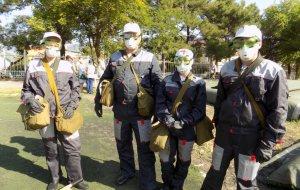 В Геленджике прошли соревнования среди санитарных постов предприятий и учреждений муниципалитета