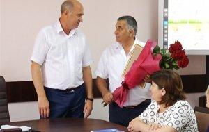 Демьян Кузьмин удостоен Почетной грамоты министерства курортов, туризма и олимпийского наследия Краснодарского края