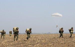 В Новороссийске российско-египетский десант захватил командный пункт условного противника