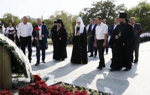 Патриарх Кирилл высоко оценил развитие духовной жизни края
