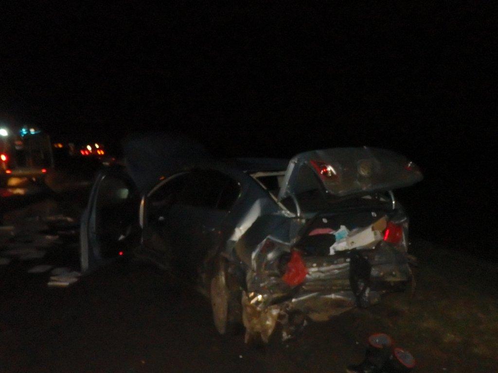 Семь человек пострадали вДТП счетырьмя машинами наКубани