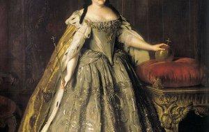 Об императрице Анне Иоанновне – в электронной коллекции Президентской библиотеки