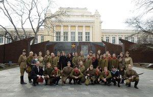 «Чистая победа. Штурм Новороссийска»