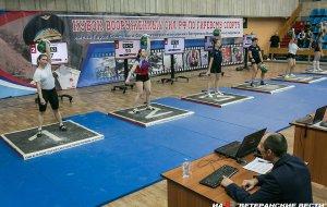В Москве стартовал Кубок Вооружённых сил по гиревому спорту имени Валерия Востротина