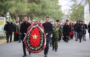 В Геленджике вспоминают погибших воинов-интернационалистов