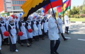 В Новороссийске начали подготовку к празднику весны и труда
