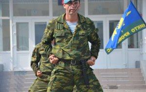 В Новороссийске сегодня состоялось торжественное открытие Армейских игр