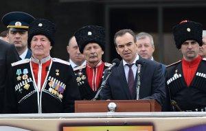 Вениамин Кондратьев: «Кубанское казачье войско стало фундаментом возрождения казачества по всей стране»