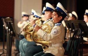 В Музыкальный кадетский корпус КГИК зачислили второй набор