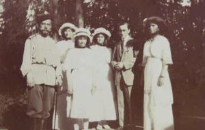 К 100-летию трагической гибели Николая II и его семьи