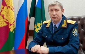 Поздравление руководителя следственного управления по краю с Днем сотрудника органов следствия Российской Федерации
