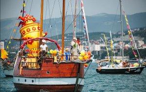 Более 30 декорированных яхт пройдут через Геленджикскую бухту