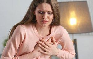 Инфаркты косят женщин