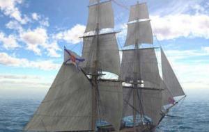 Из фонда Президентской библиотеки: 215 лет назад Иван Крузенштерн «познакомил флот с океаном» и положил начало русским кругосветным путешествиям