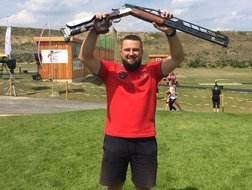 Артём Некрасов – вице-чемпион Европы по стендовой стрельбе