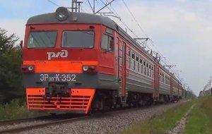 Пригородные поезда начнут останавливаться на остановочном пункте Известия с 10 августа