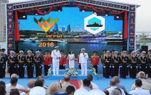 Команда ВМФ России одержала победу в международном конкурсе  «Кубок моря-2018»