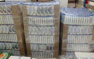 Две тонны шампуня задержано на трассе Астрахань – Волгоград