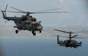 Аэромобильные группы ЮВО закрепляют навыки тактических действий в горах и на побережье Абхазии