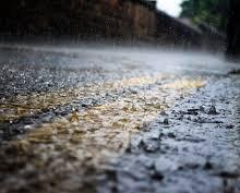 Ночью в Сочи сильный дождь...