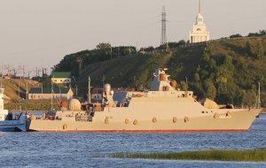 На Каспийской флотилии началось учение сил материально-технического обеспечения Военно-Морского Флота
