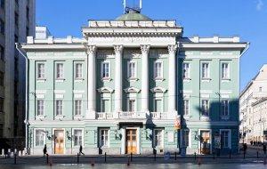Путин распорядился временно разместить Госдуму в Доме союзов