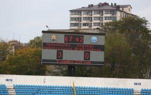 Черноморец выиграл у владикавказского