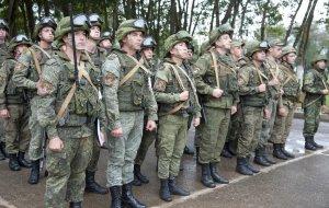 В Абхазии разведывательное и огнеметное подразделения Южного военного округа подтвердили почетное наименование «ударное»