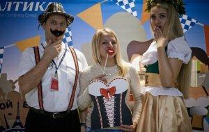 Herzlich willkommen! «Балтика-Новосибирск» приглашает на October Beer Festival