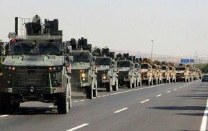 Эрдоган объявил о начале турецкой военной операции в Сирии