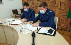 Сегодня, 2 июня 2020 года, прокуратурой Краснодарского края проведена выездная (Мобильная) приемная в г. Новороссийске