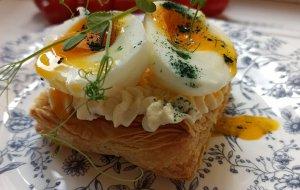 А-ля Мильфей на завтрак