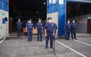 20 лет исполнилось поисково-спасательному отряду №8 ГКУ МО «Мособлпожспас»