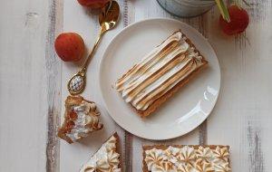 Пирожное. Вкусно и удобно