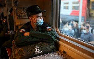 Военные комиссариаты завершили отправки призывников