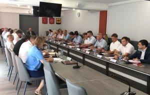 22 июля прошло последнее заседание гордумы Vl созыва