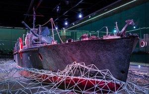 Военнослужащие  примут участие в торжественном открытии Мемориального комплекса памяти подвигов краснофлотцев Волжской военной флотилии