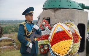 Военнослужащие  в Южной Осетии примут участие в 12-й годовщине августовских событий 2008 года