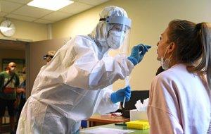 В России выявили 5189 новых случаев заражения коронавирусом
