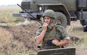 Около 6 тыс. военнослужащих примут участие в специальных учениях по видам обеспечения действий войск  в 5 субъектах Юга России