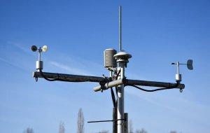 На спецучении по гидрометеорологическому обеспечению апробируют новейшую автоматическую метеостанцию «МАМС»