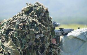 Снайперы  уничтожили беспилотники условного противника