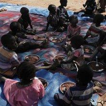 Нобелевскую премию мира дали борцам с «библейским» голодом