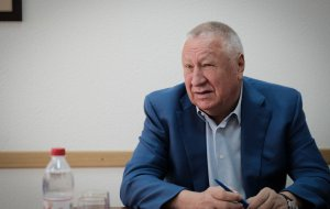 Владимир Синяговский: Благодаря вашему благородному труду преображается и насыщается новыми красками культурная жизнь...