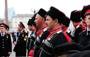 На Кубани в прошлом году на казаков потратили больше 1,1 млрд рублей